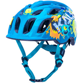 Kali Chakra Monsters Helm Kinderen, blue